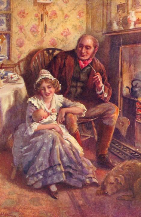 John and Dot Peerybingle